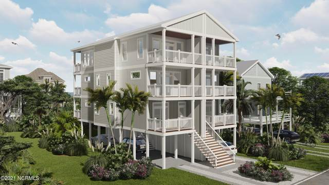804 Canal Drive #1, Carolina Beach, NC 28428 (MLS #100258895) :: Vance Young and Associates