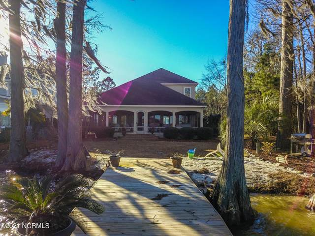 3 Turtle Cove Drive, Elizabethtown, NC 28337 (MLS #100258896) :: Vance Young and Associates