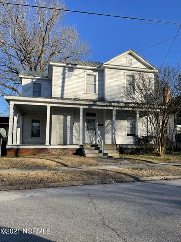 305 S Howell Street, Rocky Mount, NC 27804 (MLS #100258902) :: David Cummings Real Estate Team