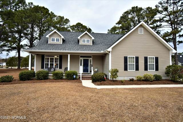 204 Lazy Lane, Morehead City, NC 28557 (MLS #100258905) :: Barefoot-Chandler & Associates LLC