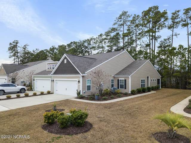 108 Calabash Lakes Boulevard, Carolina Shores, NC 28467 (MLS #100258908) :: The Oceanaire Realty