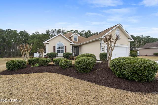 105 Ravennaside Drive NW, Calabash, NC 28467 (MLS #100258912) :: The Oceanaire Realty