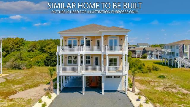 Lot 17 E Fifth Street, Ocean Isle Beach, NC 28469 (MLS #100258913) :: The Oceanaire Realty
