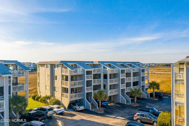 1801 Canal Drive 8C, Carolina Beach, NC 28428 (MLS #100258936) :: Frost Real Estate Team
