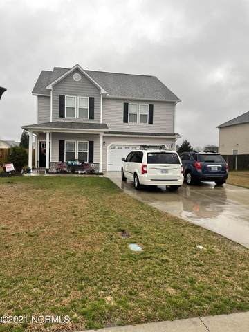 124 Groveshire Place, Richlands, NC 28574 (MLS #100258956) :: Great Moves Realty
