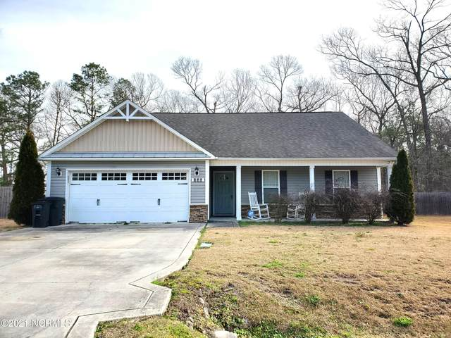 229 Long Neck Drive, Richlands, NC 28574 (MLS #100258967) :: Thirty 4 North Properties Group