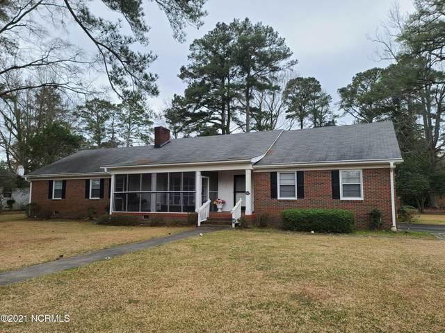 2206 Woodview Road, Kinston, NC 28504 (MLS #100258977) :: Barefoot-Chandler & Associates LLC