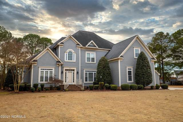 1605 Bradford Place, Winterville, NC 28590 (MLS #100258995) :: Barefoot-Chandler & Associates LLC