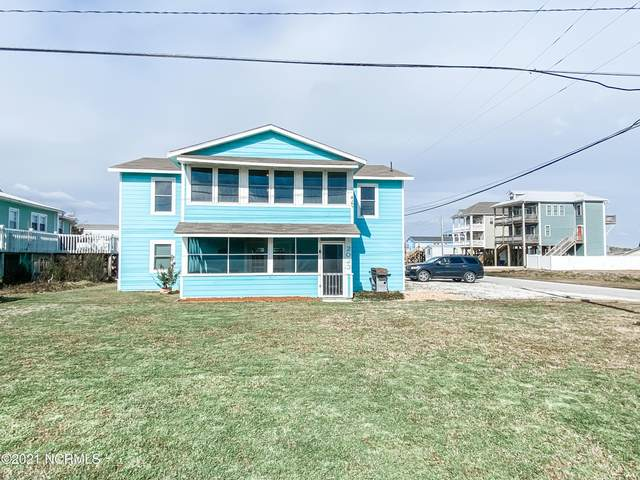 2023 N New River Drive, Surf City, NC 28445 (MLS #100259016) :: RE/MAX Essential