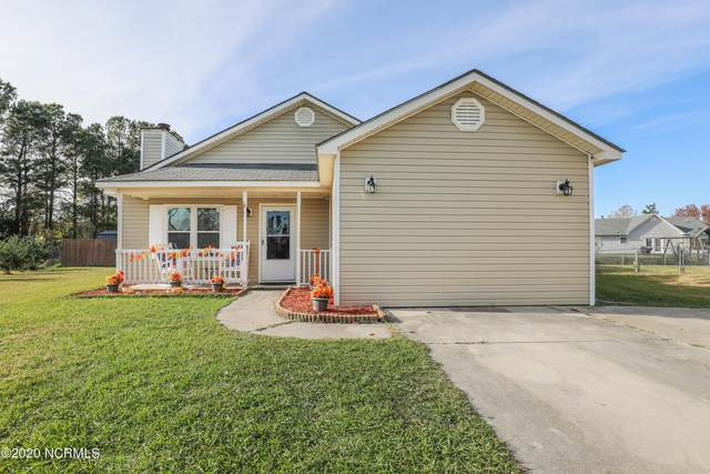 209 Clydesdale Court, Jacksonville, NC 28546 (MLS #100259017) :: Carolina Elite Properties LHR