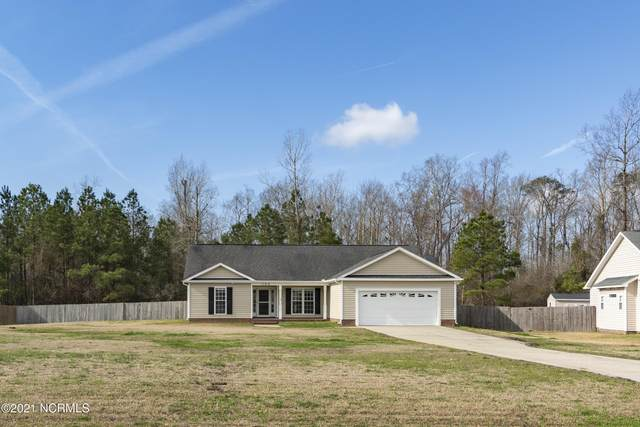 208 Dartmoor Trail, Jacksonville, NC 28540 (MLS #100259037) :: Carolina Elite Properties LHR