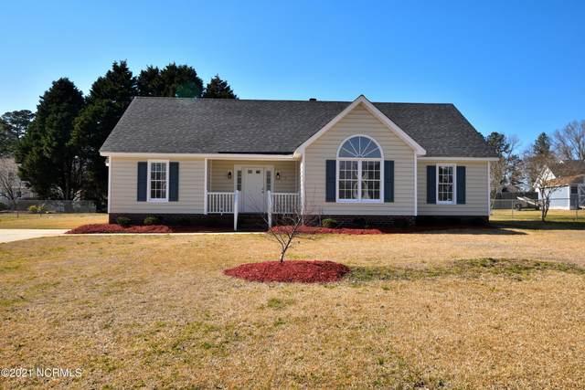 709 Bayberry Lane, Nashville, NC 27856 (MLS #100259047) :: David Cummings Real Estate Team