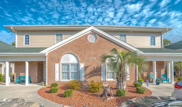 138 Ricemill Circle Apt 4, Sunset Beach, NC 28468 (MLS #100259049) :: The Legacy Team