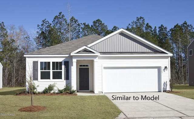 152 Windy Woods Way Lot 4, Wilmington, NC 28401 (MLS #100259050) :: Thirty 4 North Properties Group