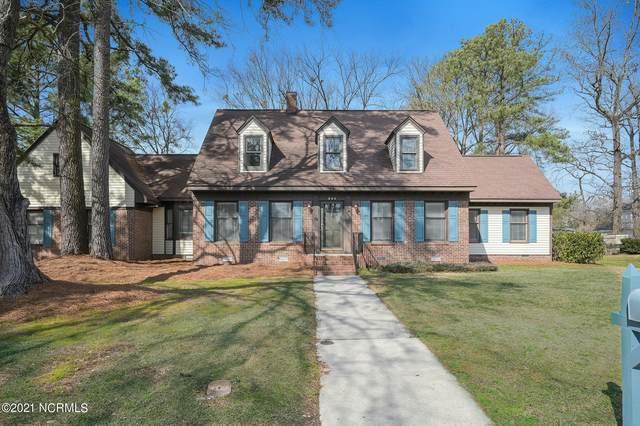 301 Ravenwood Drive, Greenville, NC 27834 (MLS #100259060) :: Thirty 4 North Properties Group