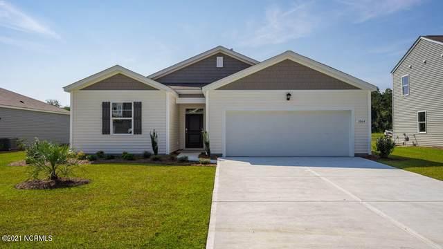 160 Windy Woods Way Lot 6, Wilmington, NC 28401 (MLS #100259064) :: Thirty 4 North Properties Group