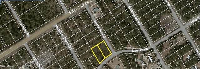 273-285 Liberty Road, Southport, NC 28461 (MLS #100259077) :: Barefoot-Chandler & Associates LLC