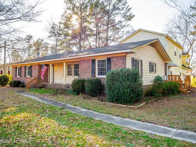 532 Masontown Road, Newport, NC 28570 (MLS #100259084) :: Carolina Elite Properties LHR