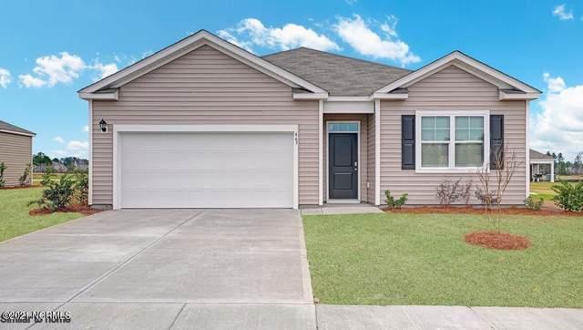164 Windy Woods Way Lot 7, Wilmington, NC 28401 (MLS #100259121) :: Berkshire Hathaway HomeServices Hometown, REALTORS®