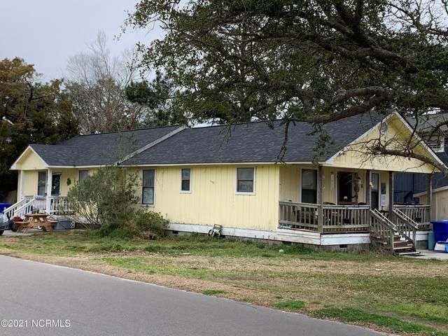 318 Charlotte Avenue, Carolina Beach, NC 28428 (MLS #100259135) :: David Cummings Real Estate Team