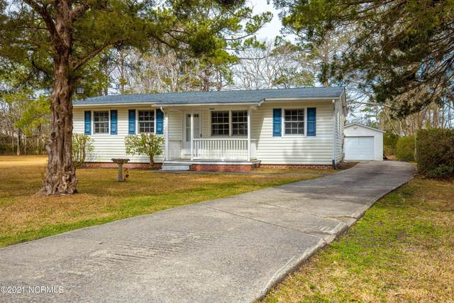 2917 Newport Circle, Newport, NC 28570 (MLS #100259140) :: The Oceanaire Realty