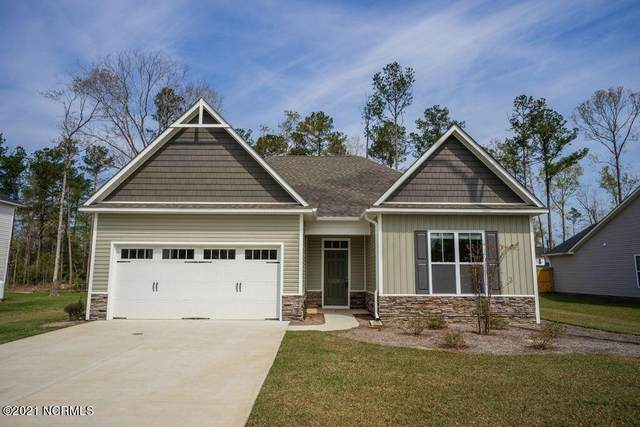 450 Bronze Drive, Rocky Point, NC 28457 (MLS #100259160) :: Frost Real Estate Team