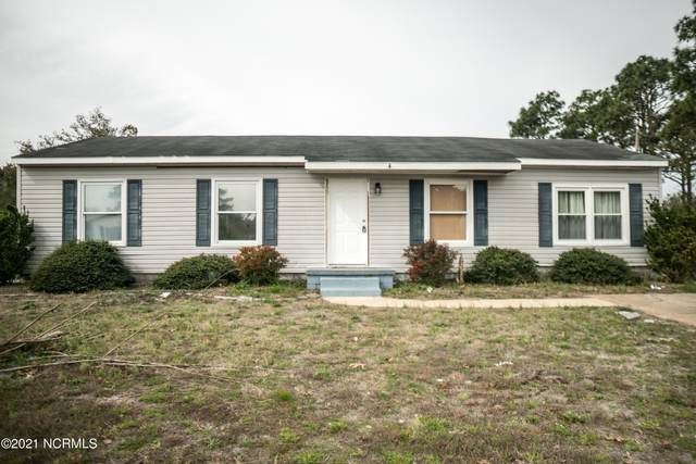 115 Freshwater Drive, Hubert, NC 28539 (MLS #100259168) :: Carolina Elite Properties LHR