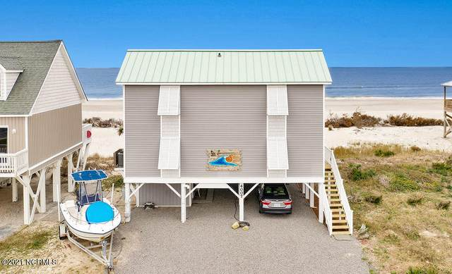 4007 E Beach Drive, Oak Island, NC 28465 (MLS #100259170) :: Thirty 4 North Properties Group