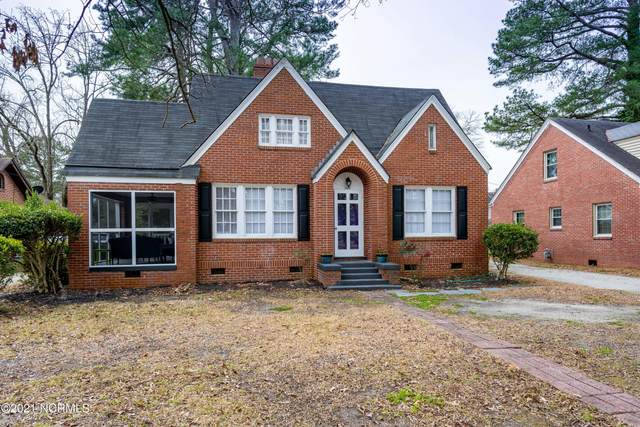1219 Eastern Avenue, Rocky Mount, NC 27801 (MLS #100259191) :: Coldwell Banker Sea Coast Advantage