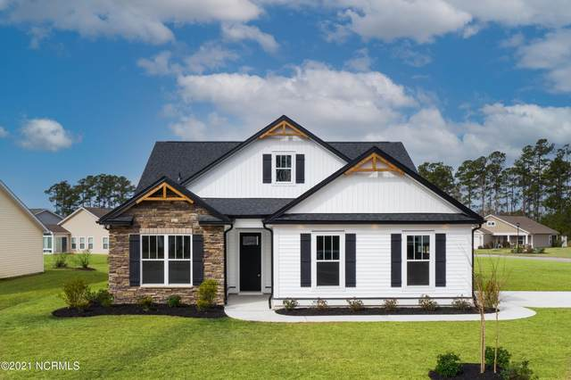 754 Pickering Drive NW, Calabash, NC 28467 (MLS #100259209) :: Barefoot-Chandler & Associates LLC