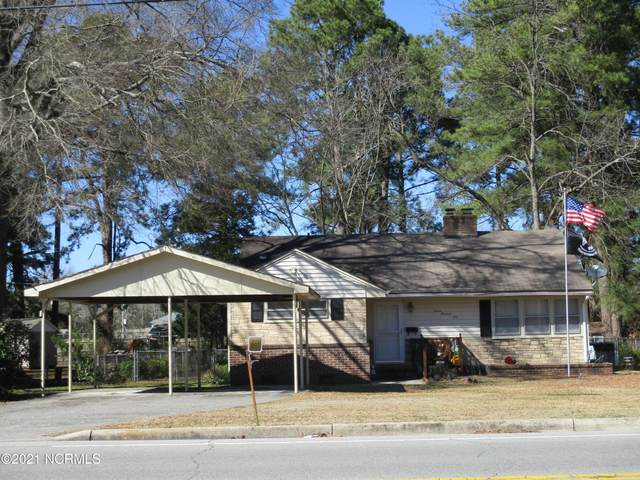 710 West Boulevard, Laurinburg, NC 28352 (MLS #100259210) :: Berkshire Hathaway HomeServices Hometown, REALTORS®