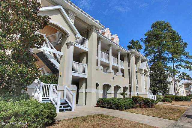 330 S Middleton Drive NW #1605, Calabash, NC 28467 (MLS #100259227) :: Barefoot-Chandler & Associates LLC