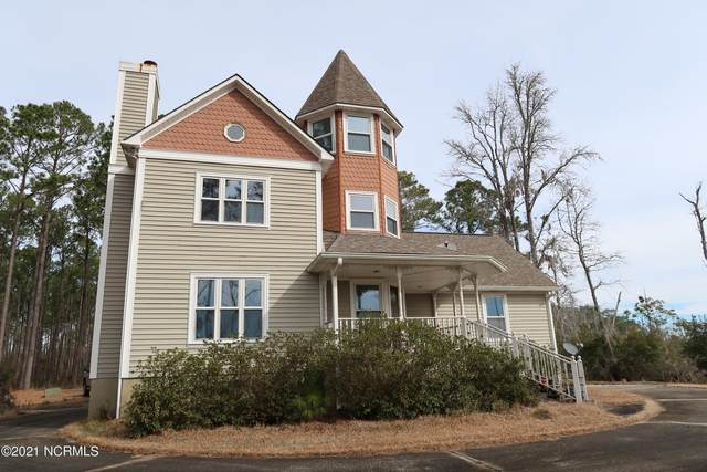 130 Deep Creek Drive, New Bern, NC 28560 (MLS #100259251) :: The Oceanaire Realty