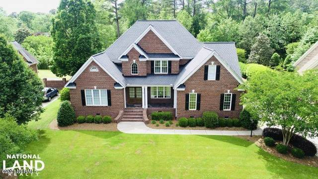710 Compton Road, Greenville, NC 27858 (MLS #100259256) :: Great Moves Realty