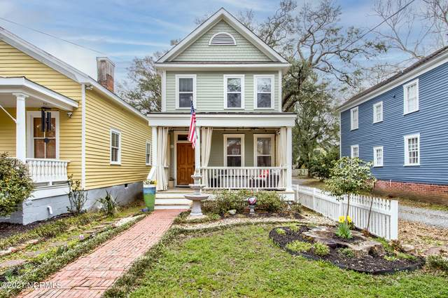 417 S 4th Street, Wilmington, NC 28401 (MLS #100259263) :: The Oceanaire Realty