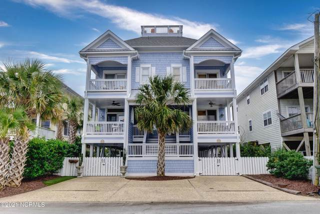 3 W Greensboro Street B, Wrightsville Beach, NC 28480 (MLS #100259279) :: Vance Young and Associates