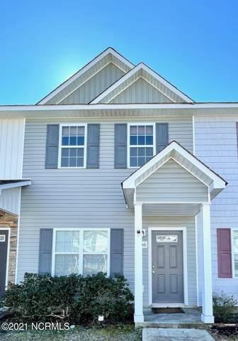 506 Oyster Rock Lane, Sneads Ferry, NC 28460 (MLS #100259280) :: Barefoot-Chandler & Associates LLC