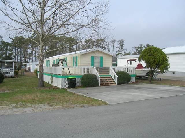 114 Snow Goose Lane, Newport, NC 28570 (MLS #100259282) :: Barefoot-Chandler & Associates LLC