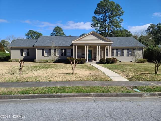 1221 Sutton Drive, Kinston, NC 28501 (MLS #100259294) :: Barefoot-Chandler & Associates LLC