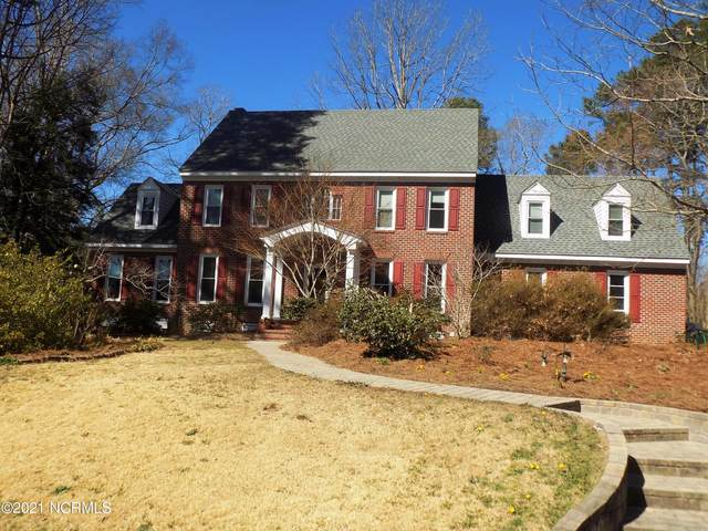 1212 Michael Scott Drive, Rocky Mount, NC 27803 (MLS #100259296) :: David Cummings Real Estate Team