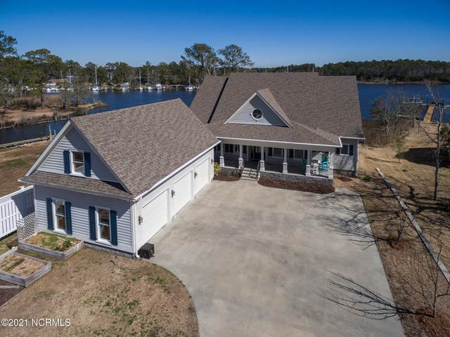 1202 Neuse Drive, Oriental, NC 28571 (MLS #100259299) :: The Keith Beatty Team