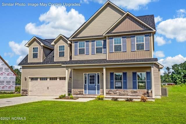 151 Peletier Shores Drive, Peletier, NC 28584 (MLS #100259308) :: Barefoot-Chandler & Associates LLC