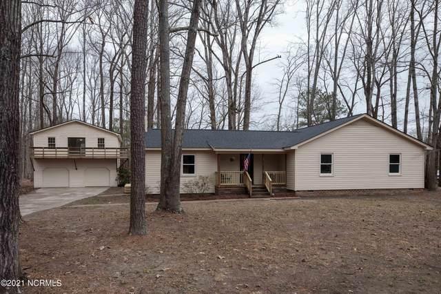 2464 Creekridge Drive, Rocky Mount, NC 27804 (MLS #100259311) :: David Cummings Real Estate Team