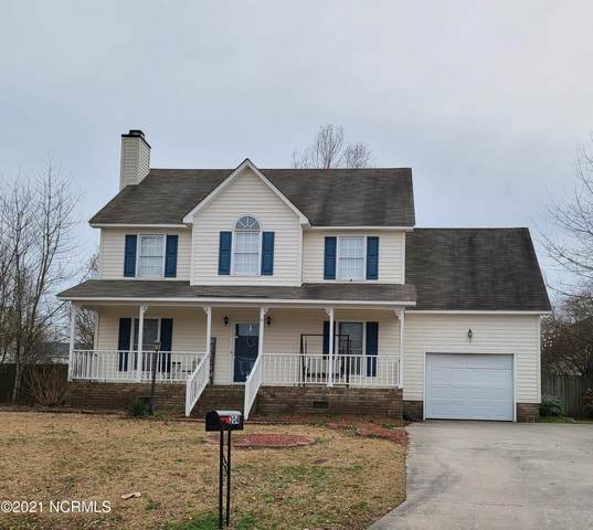 204 Pin Oak Court, Greenville, NC 27858 (MLS #100259315) :: Great Moves Realty