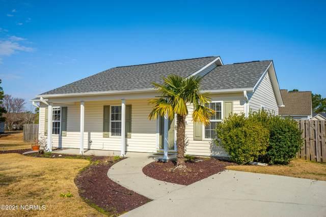 3008 Promenade Court, Wilmington, NC 28405 (MLS #100259320) :: Barefoot-Chandler & Associates LLC