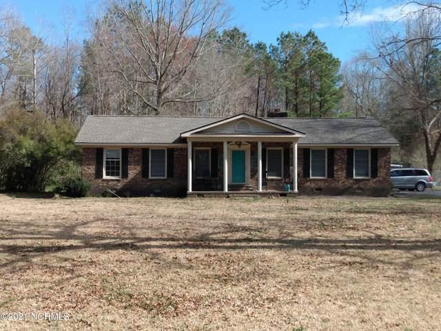 8321 N Boyd Road, Pinetown, NC 27865 (MLS #100259329) :: Barefoot-Chandler & Associates LLC