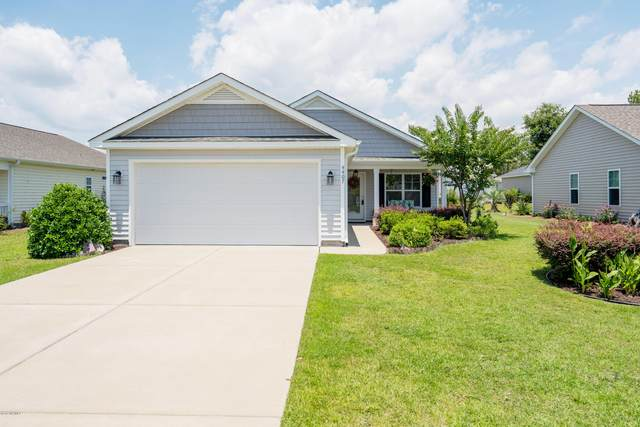 4407 Southern Pine Drive SE, Southport, NC 28461 (MLS #100259358) :: Barefoot-Chandler & Associates LLC