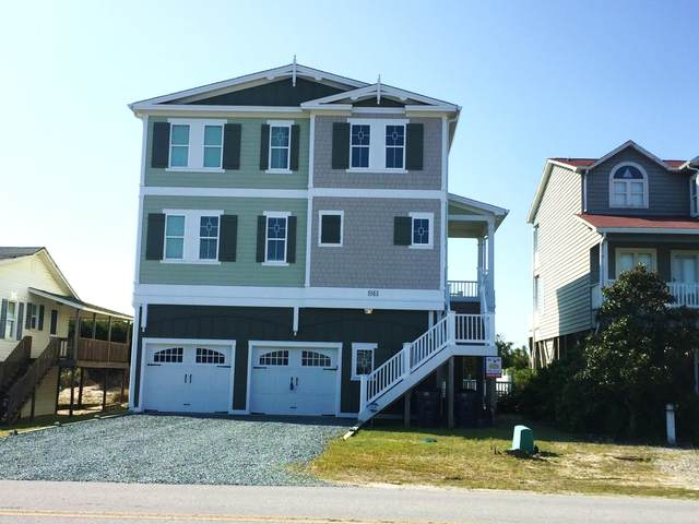 911 Ocean Boulevard W, Holden Beach, NC 28462 (MLS #100259366) :: Barefoot-Chandler & Associates LLC