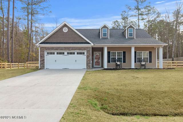 118 Navy Blue Drive, Jacksonville, NC 28540 (MLS #100259372) :: The Cheek Team