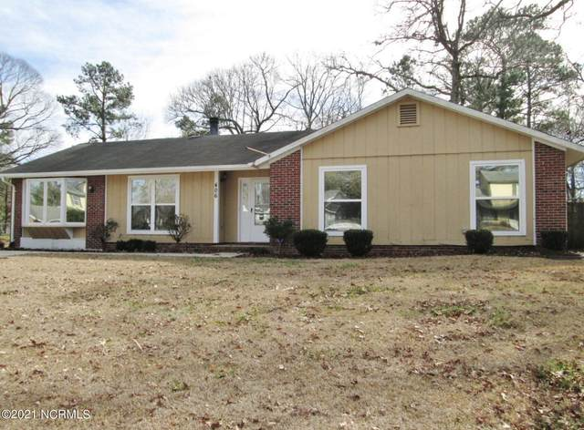 406 Sterling Road, Jacksonville, NC 28546 (MLS #100259373) :: Barefoot-Chandler & Associates LLC